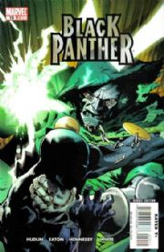 Black Panther #19 NM (2008) Doctor Doom Marvel Knights comic book